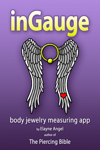 inGauge the body jewelry measuring application