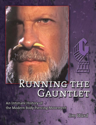 Cover of the book Running The Gauntlet by Jim Ward
