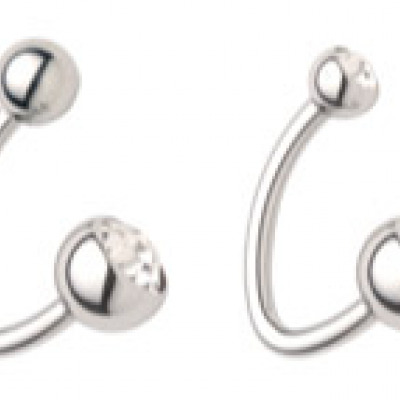 J-curve style jewelry for extra VCH stimulation